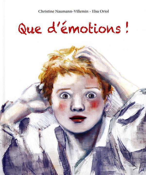 QUE D-EMOTIONS ! ORIOL ELSA / NAUMANN KALEIDOSC
