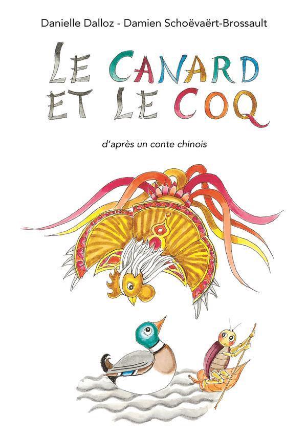 LE CANARD ET LE COQ DALLOZ KALEIDOSC