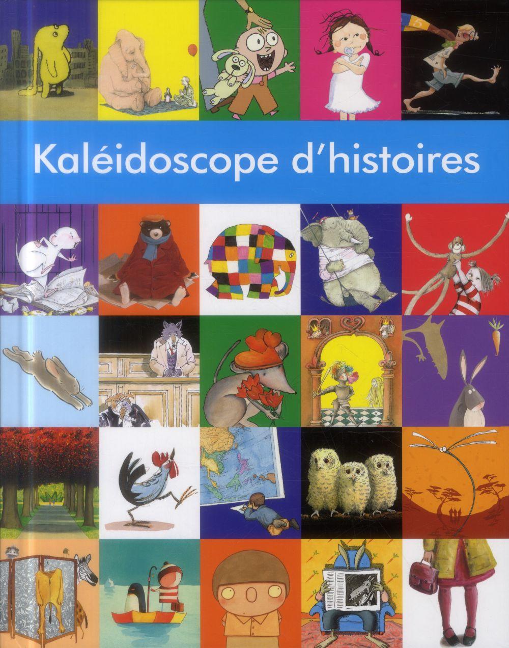 KALEIDOSCOPE D-HISTOIRES COLLECTIF KALEIDOSC