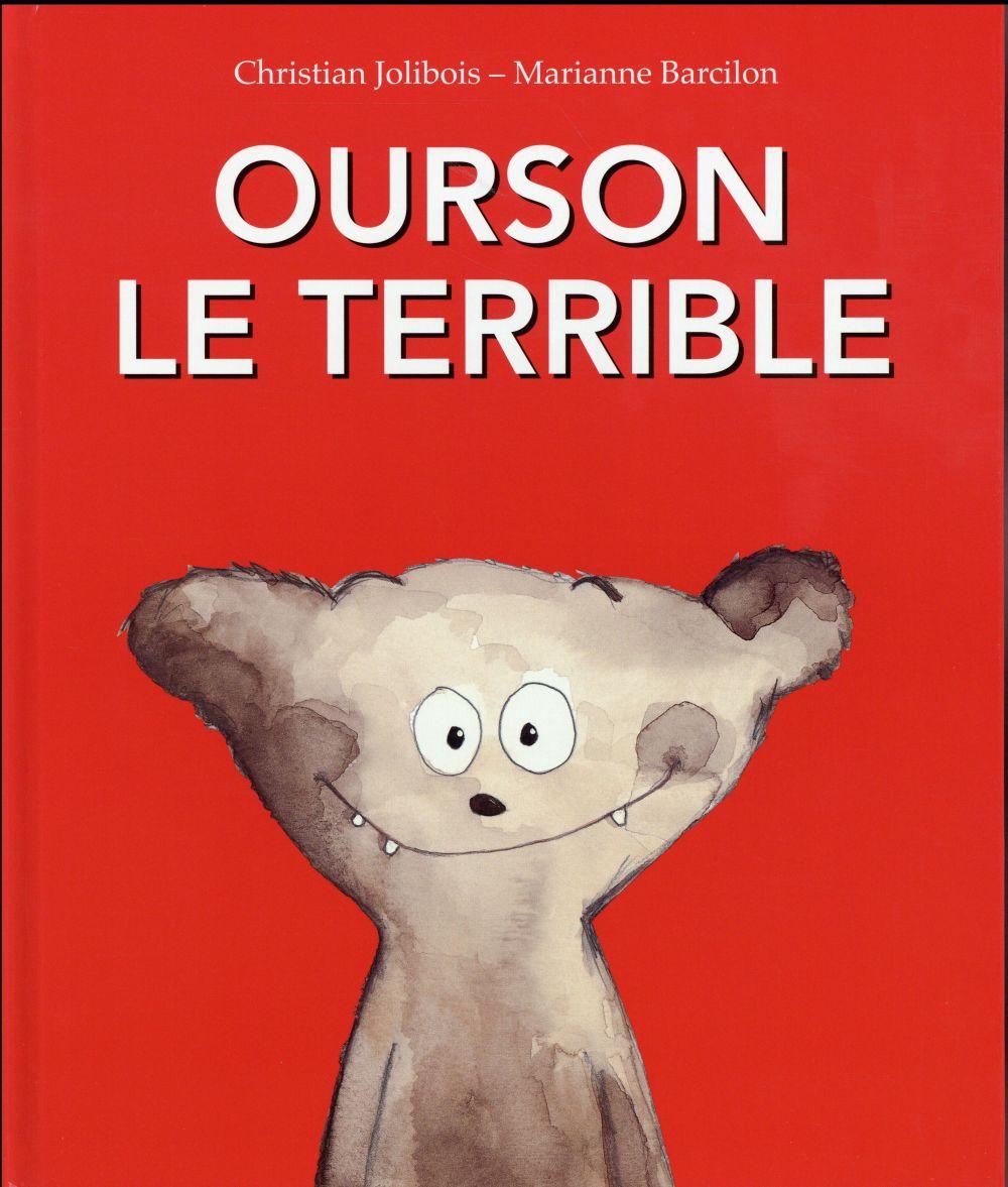 Ourson le terrible