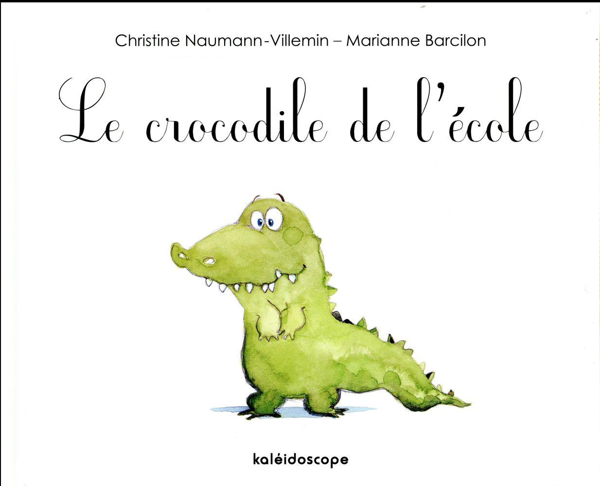 LE CROCODILE DE L ECOLE