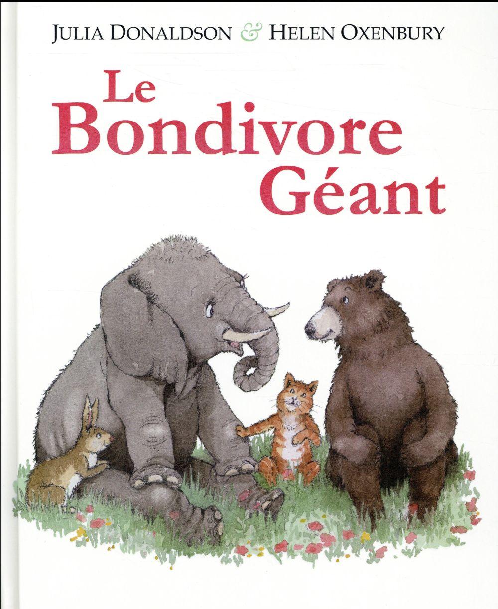 BONDIVORE GEANT (LE) OXENBURY HELEN / DON KALEIDOSC