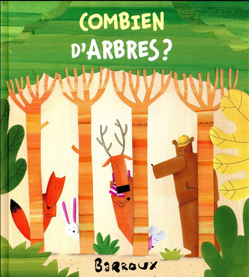 COMBIEN D'ARBRES ? BARROUX KALEIDOSC