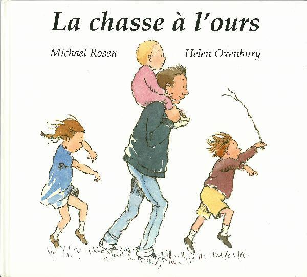 CHASSE A L- OURS NOUVELLE EDIT OXENBURY HELEN / ROS KALEIDOSC