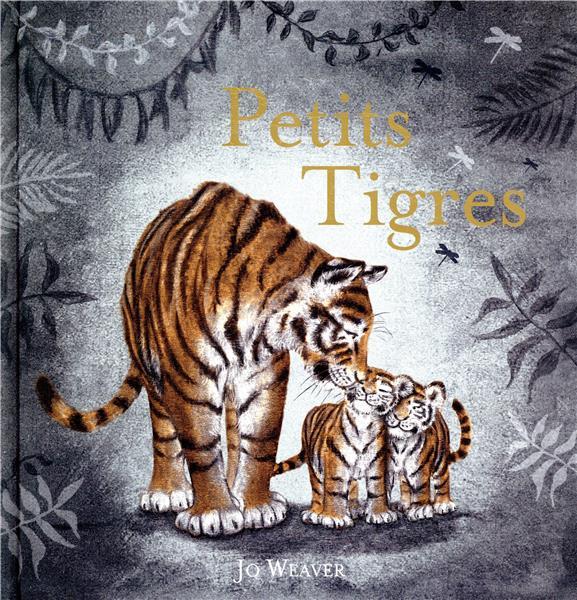 PETITS TIGRES WEAVER JO KALEIDOSC