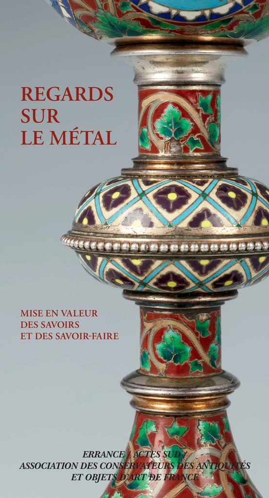 REGARDS SUR LE METAL COLLECTIF SABINE BOURGEY