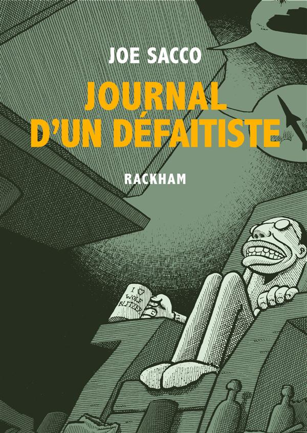 JOURNAL D'UN DEFAITISTE - NED