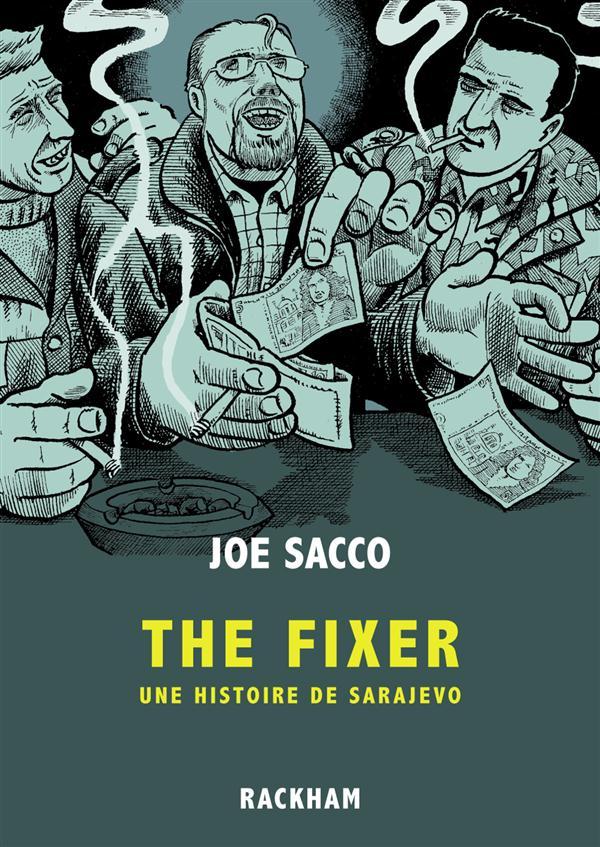THE FIXER - UNE HISTOIRE DE SARAJEVO
