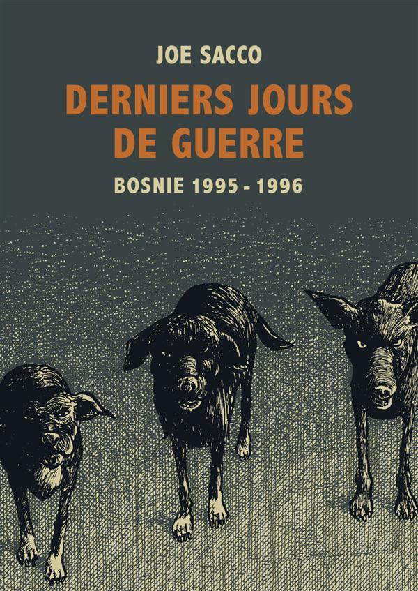 DERNIERS JOURS DE GUERRE - NED