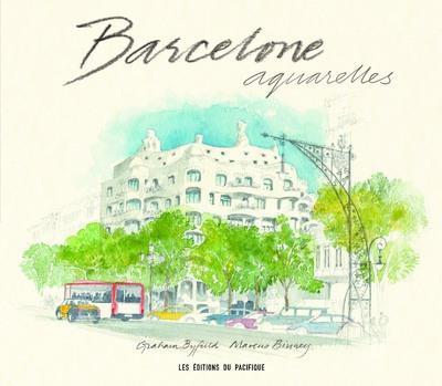 BARCELONE AQUARELLES BINNEY/BYFIELD PACIFIQUE