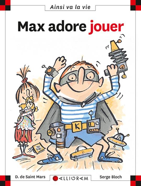 MAX ADORE JOUER SAINT MAS (DE) D. CALLIGRAM