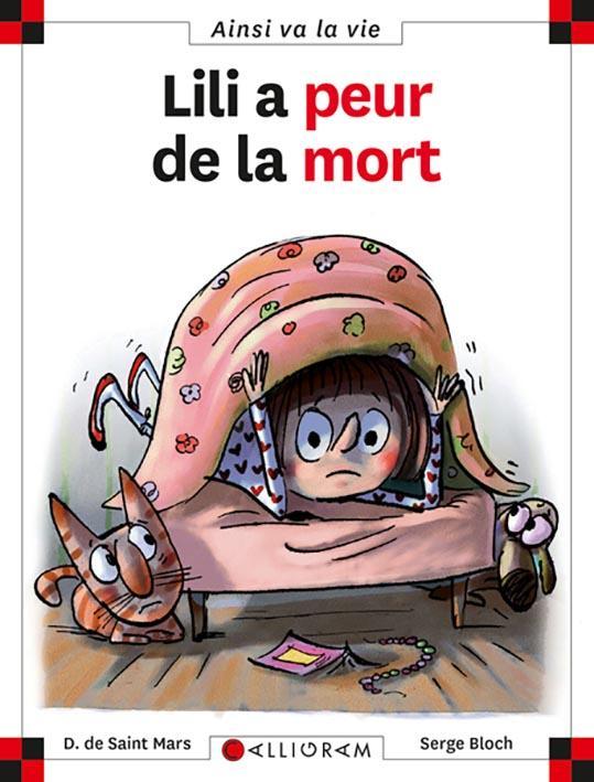 LILI A PEUR DE LA MORT - TOME 90 - VOL90