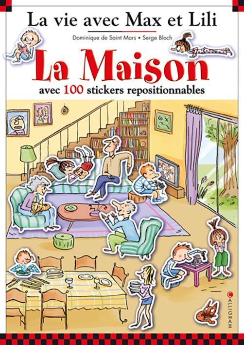 LA VIE AVEC MAX ET LILI  -  A LA MAISON