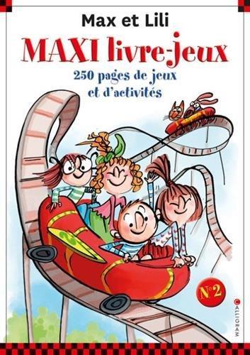 MAXI LIVRE-JEUX 2 Bloch Serge Calligram