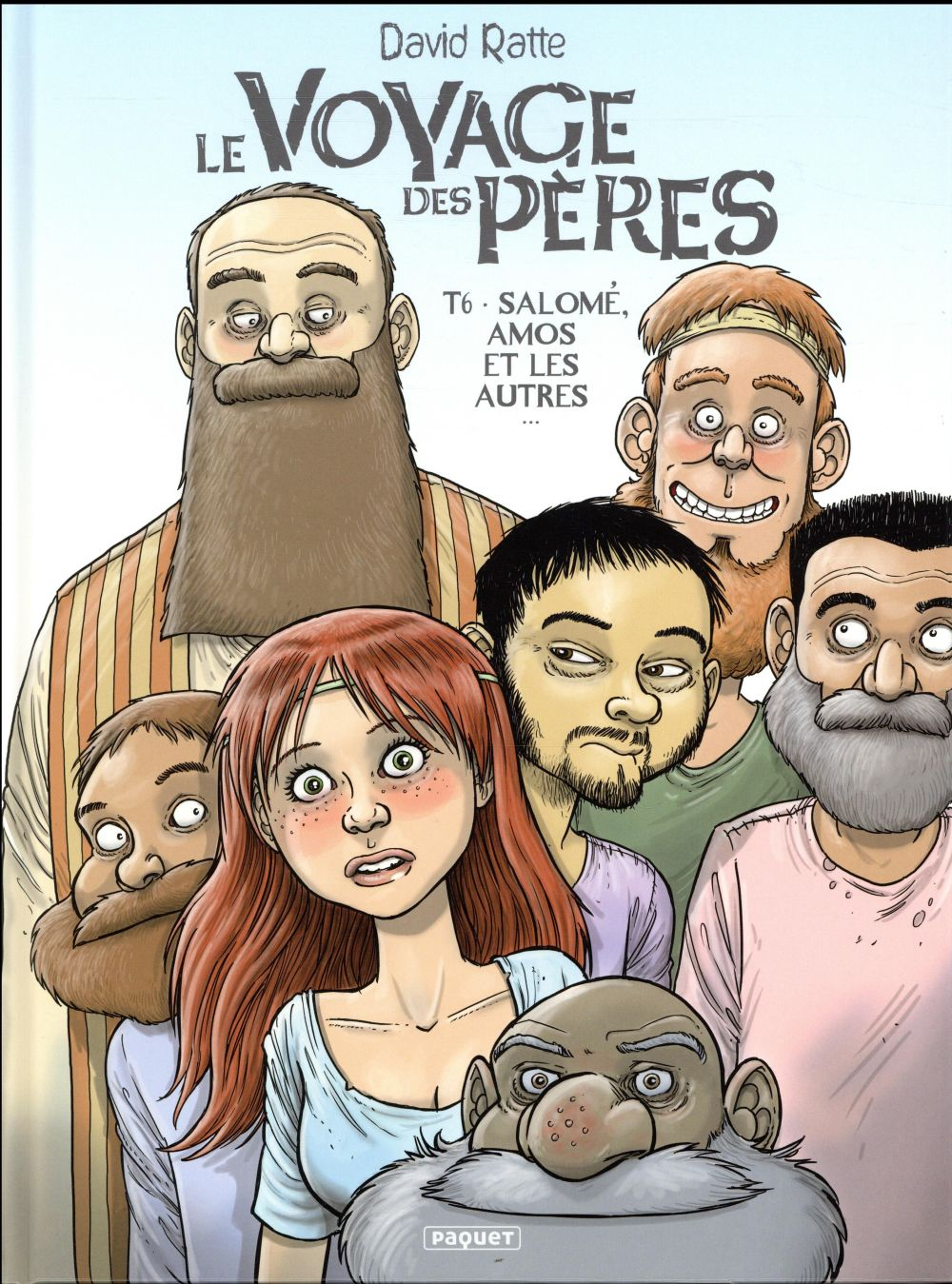 LE VOYAGE DES PERES T6