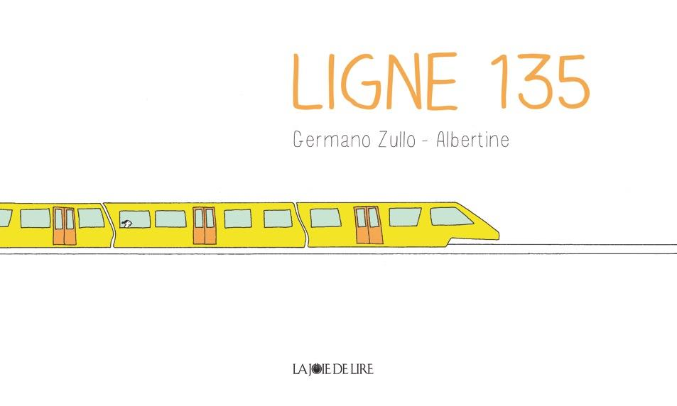 LIGNE 135 ZULLO, GERMANO LA JOIE DE LIRE