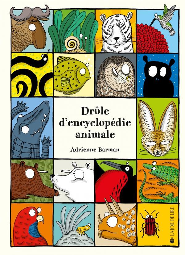 DROLE D'ENCYCLOPEDIE