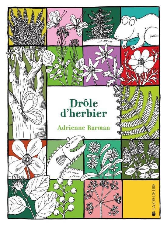 DROLE D'HERBIER  LA JOIE DE LIRE