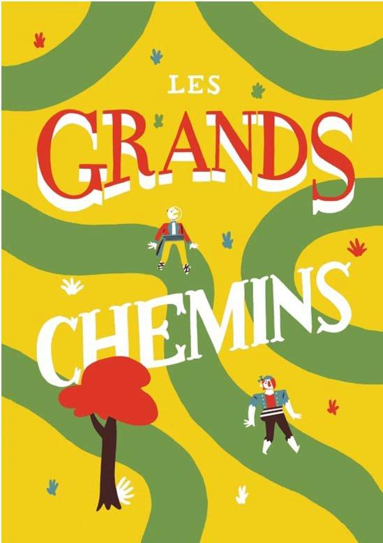 LES GRANDS CHEMINS