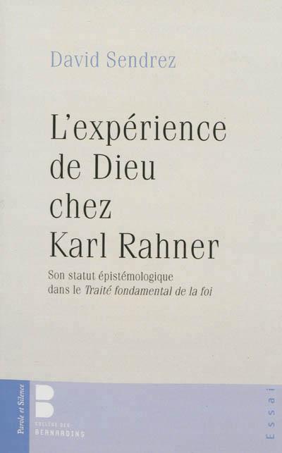 L-EXPERIENCE DE DIEU CHEZ KARL