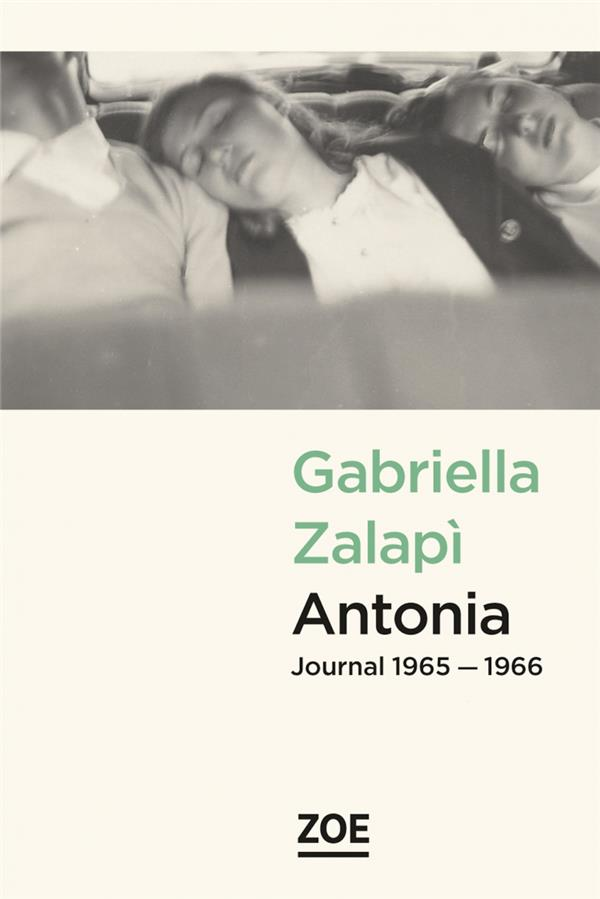 ANTONIA - JOURNAL 1965  1966