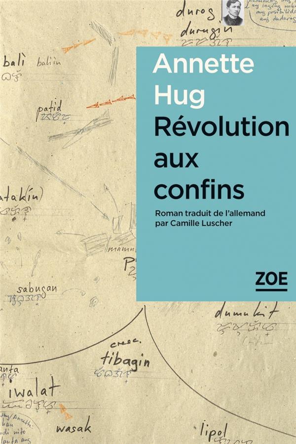 REVOLUTION AUX CONFINS