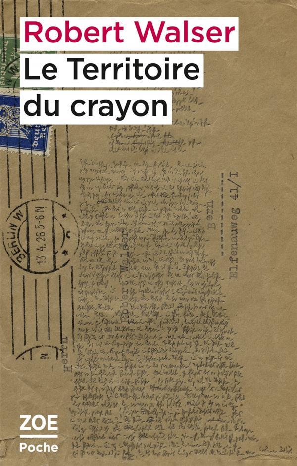 LE TERRITOIRE DU CRAYON - MICROGRAMMES