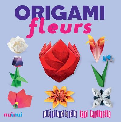 ORIGAMI - FLEURS COLLECTIF NUINUI