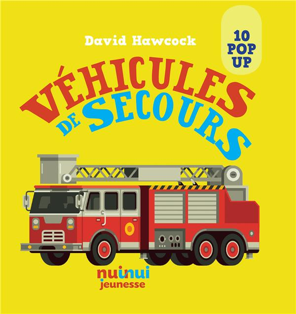 SAISISSANTS POP-UP  -  VEHICULES DE SECOURS