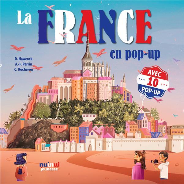 SAISISSANTS POP-UP  -  LA FRANCE EN POP-UP