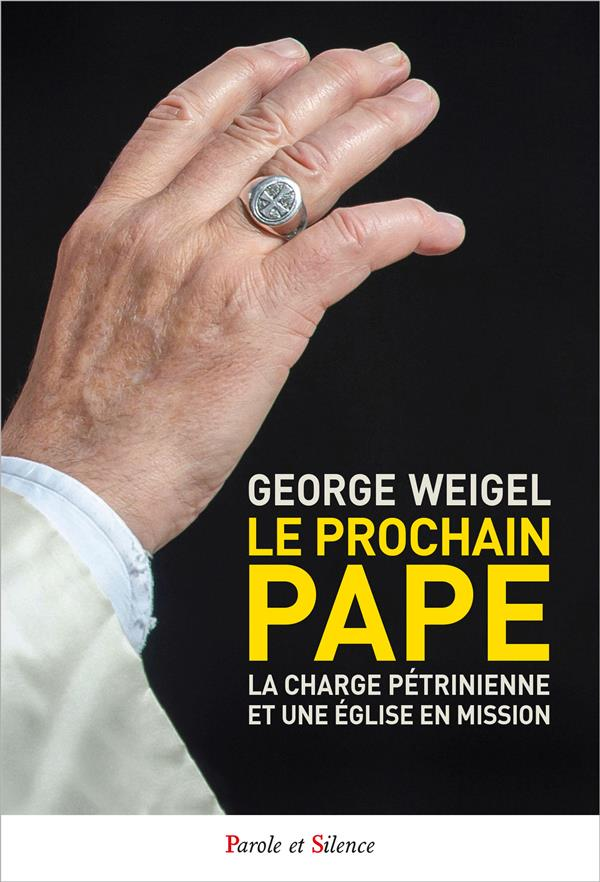 LE PROCHAIN PAPE - LA CHARGE PETRINIENNE ET UNE EGLISE EN MISSION
