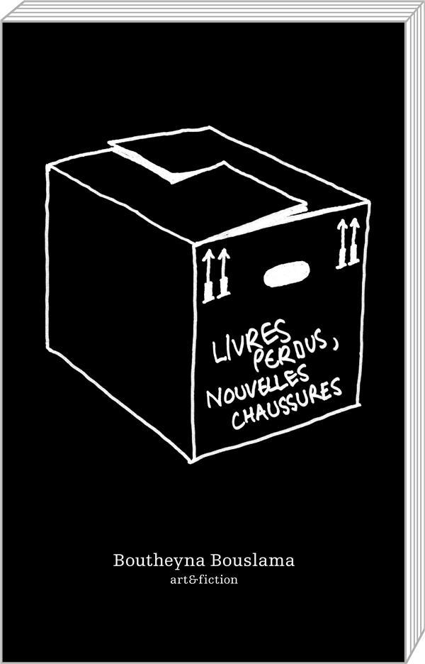 LIVRES PERDUS, NOUVELLES CHAUSSURES