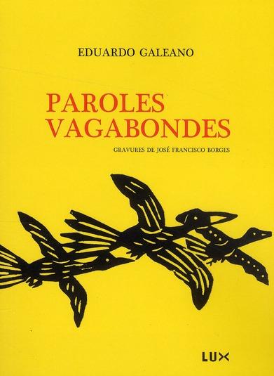 PAROLES VAGABONDES
