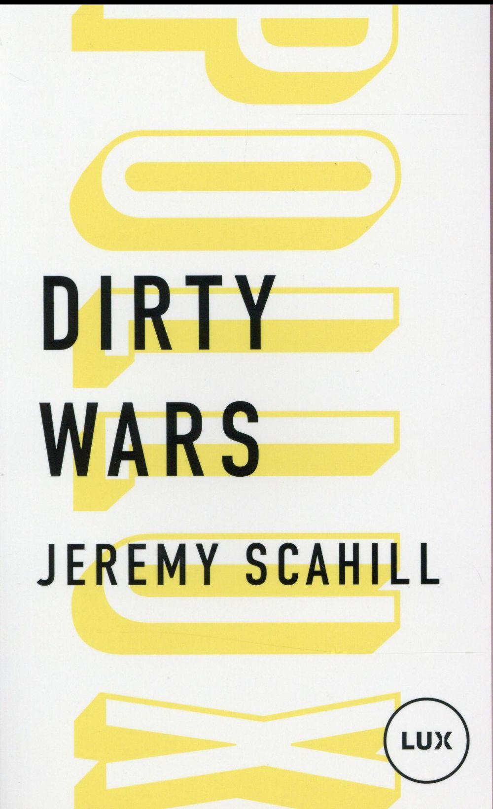 Scahill Jeremy - DIRTY WARS