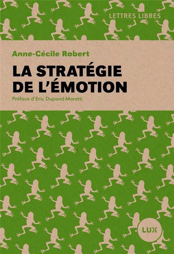 LA STRATEGIE DE L-EMOTION
