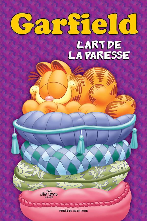 GARFIELD  -  L'ART DE LA PARESSE