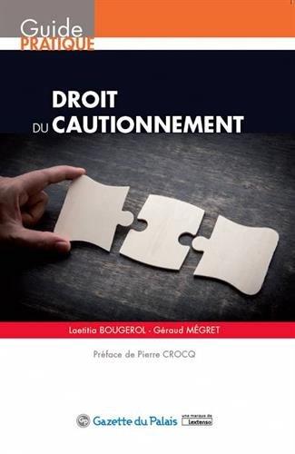 DROIT DU CAUTIONNEMENT