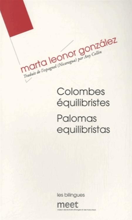 COLOMBES EQUILIBRISTES RECUEIL DE POESIE