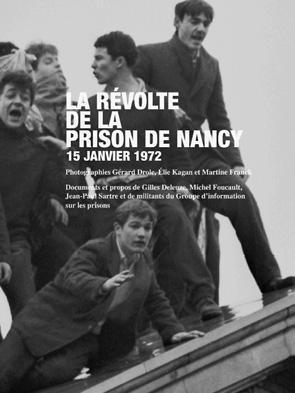 LA REVOLTE DE LA PRISON DE NANCY 15 JANVIER 1972