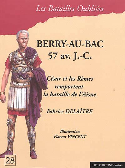 BERRY-AU-BAC, -57  HISTORIC ONE