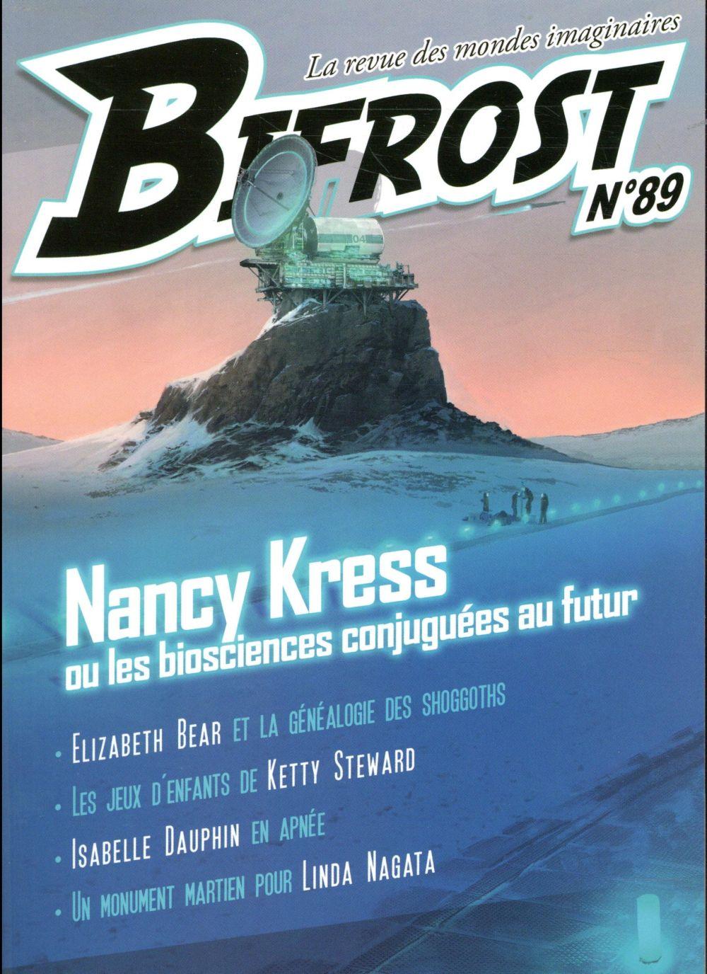 BIFROST N89 - NANCY KRESS OU L KRESS NANCY NC