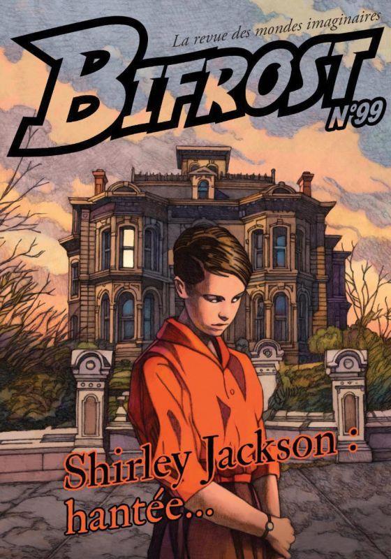 REVUE BIFROST N99 - SHIRLEY JACKSON : HANTEE