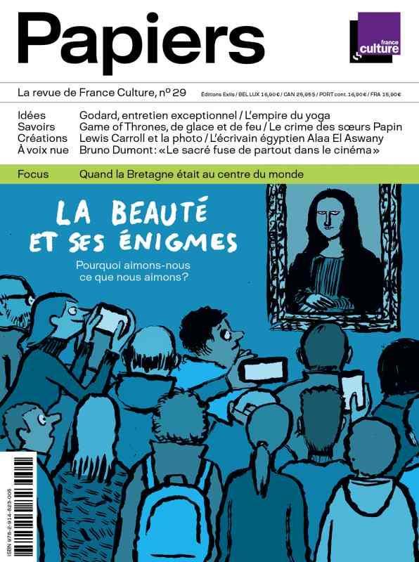 PAPIERS 29 - LA REVUE DE FRANC COLLECTIF EXILS