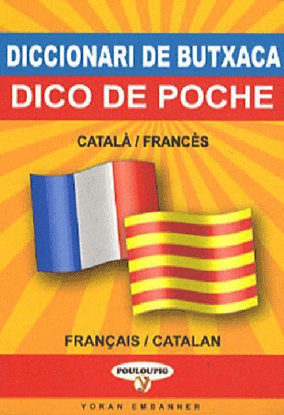 DICO DE POCHE CATALA-FRANCES  FRANCAIS-CATALAN