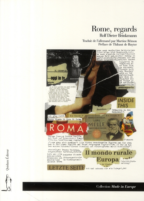 ROME, REGARDS