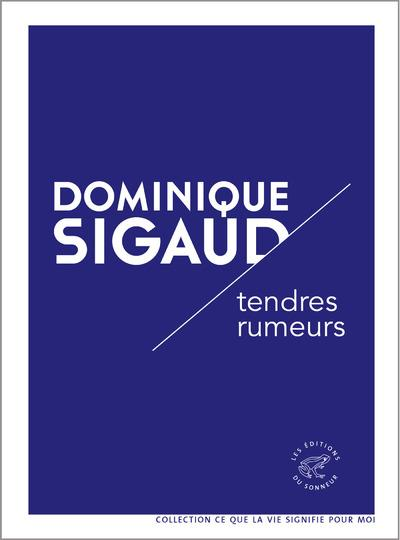 TENDRES RUMEURS