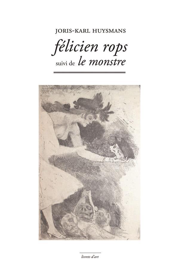 Félicien Rops Le monstre