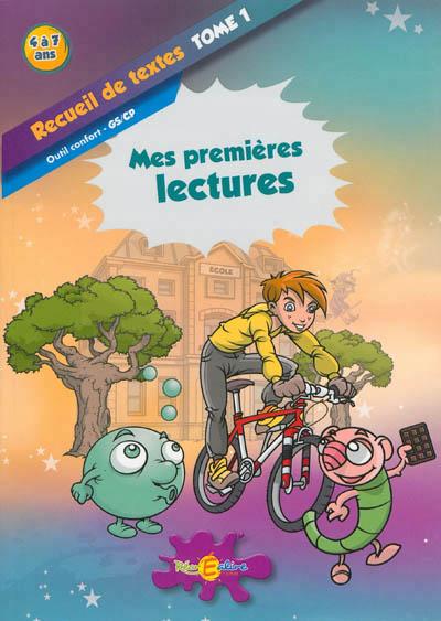 RECUEIL DE TEXTES NIVEAU 1 VOLUME 1 Huguenin Claude Récréalire