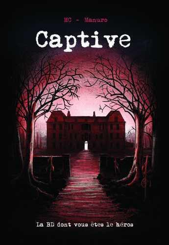 CAPTIVE MC Makaka éditions
