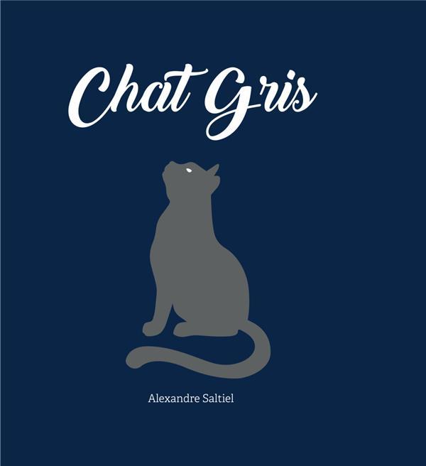 CHAT GRIS SALTIEL ALEXANDRE MOUCK